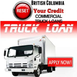 Commercial Truck Loan BC